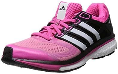 adidas Womens Supernova Glide Boost 6 - Neon Pink. UK 8