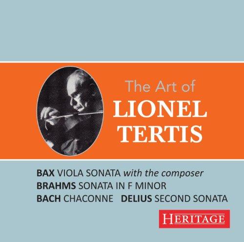 Art of Lionel Tertis