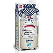 Leche Uht Entera Brik 1L (Larsa)