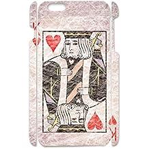 Girl For Iphone 6 Plus Print With Teen Patti Slim Thin Plastics Shell