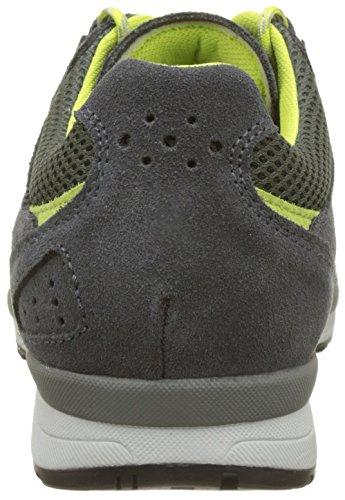 Asolo Equinox MM, Chaussures de Randonnée Basses Homme Gris (Shark/Light Black)