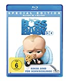 The Boss Baby [3D Blu-ray]
