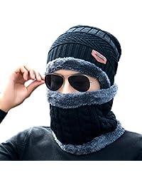 Suchergebnis Auf Amazonde Für Set Schal Stirnband Mütze Schwarz
