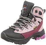 LYTOS Kinder Wanderschuhe Trekkingschuhe Rosa, Farbe:Rosa, Größe:30
