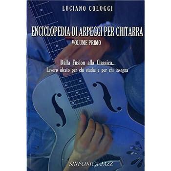 Enciclopedia Di Arpeggi Per Chitarra: 1