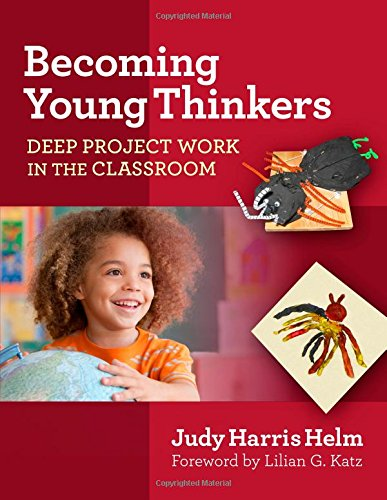 Becoming Young Thinkers (Early Childhood Education Series)