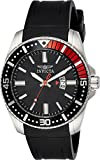 Best Invicta Watches - Invicta Men's Quartz Watch with Black Dial Analogue Review