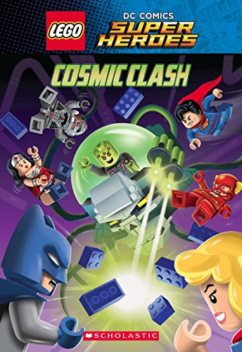 Lego Dc Comics Super Heroes Chapter Book: Cosmic Clash [Paperback] [Jan 01, 2017] Books Wagon [Paperback] [Jan 01, 2017] Books Wagon