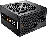 Corsair VS450 Alimentatore PC, 80 Plus, 450 W, EU