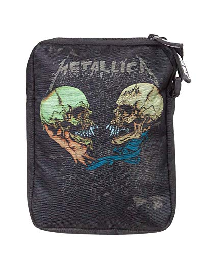 Metallica Rock Sax Sad But True Cross Body Bag
