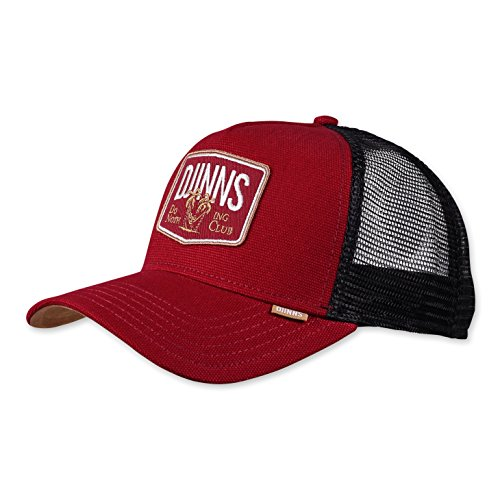 DJINNS - Nothing Club (wine) - Trucker Cap Meshcap Hat Kappe Mütze Caps