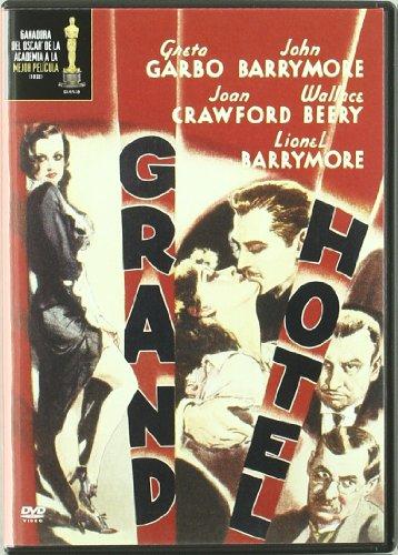 Menschen im Hotel (Greta Garbo) (EU Import DVD mt deutschem Originalton)