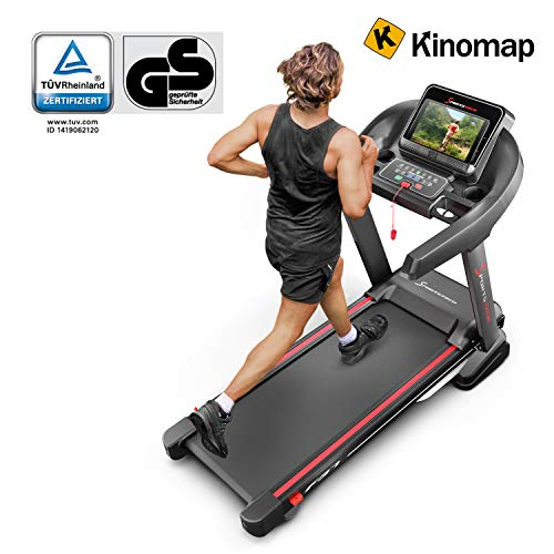Sportstech Tapis Roulant Professionale...