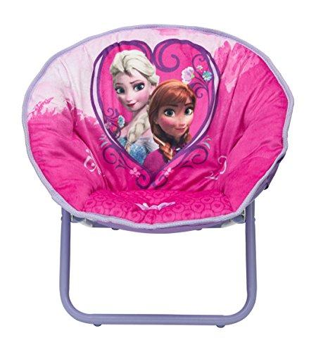 Frozen Kinder-Klappsessel (Rosa)