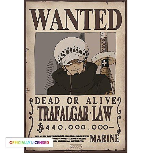93ef024228ba5 ABYstyle Llavero One Piece Trafalgar Law Abysse ABYKEY055