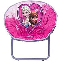Preisvergleich für Delta Frozen Kinder-Klappsessel (Rosa)