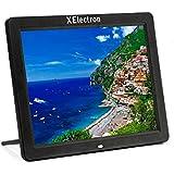 XElectron 1210A 12.1-inches Digital Photo Frame (Black)