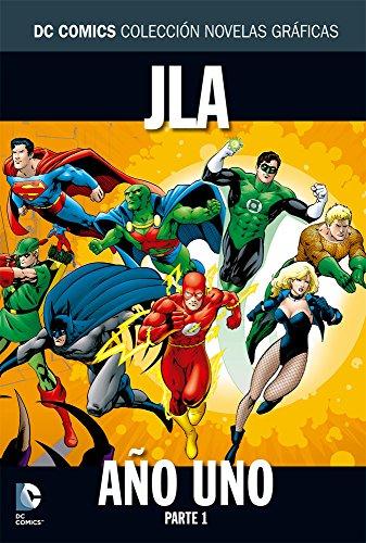 Colección novelas gráficas - JLA: Año uno, parte 1