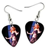 Paloma Faith (DW) 2 X Live Performance Gitarre Plektrum Pick Ohrringe Earrings
