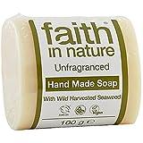 Faith in Nature Savon sans Parfum - Lot de 3