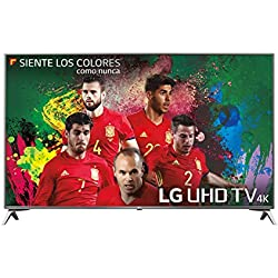 "LG 49UJ651V - Smart TVde 49"" 4K UHD (Smart Televisor webOS 3.5, resolución 3840 x 2160, IPS, HDR x 3, Ultra Surround 2.0)"