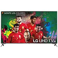 "LG 43UJ651V - Smart TV de 43"" 4K UHD (Smart Televisor webOS 3.5, resolución 3840 x 2160, IPS, HDR x 3, Ultra Surround 2.0)"