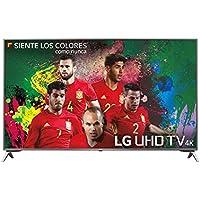 "LG 49UJ651V - TV LED UHD 4K de 49"" (Smart TV webOS 3.5, resolución 3840 x 2160, IPS, HDR x 3, Ultra Surround 2.0)"