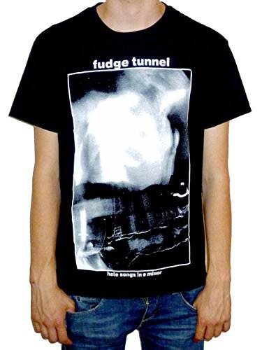 Fudge Tunnel - Hate Songs In E Minor T-shirt Schwarz