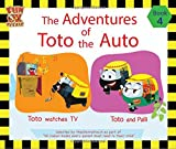 Adventures of Toto the Auto - Book 4  : Contemporary Indian Story Book for Kids