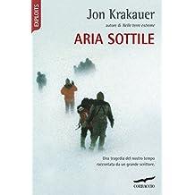 Aria sottile (Italian Edition)