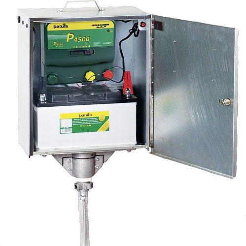 P4500, Multifunktions-Gerät, 230V/12V mit elektrifizierter Box und Erdstab - 145430