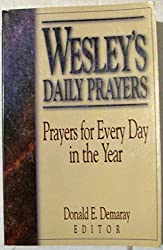 Wesley's daily prayers