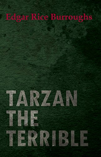 Tarzan The Terrible Cover Image