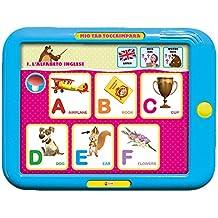 Lisciani Giochi 51229 - Masha e Orso Mio Tablet Toccaimpara, per Bambini