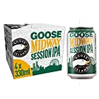 Goose Island Midway Session IPA Ale Cans 4 x 330ml