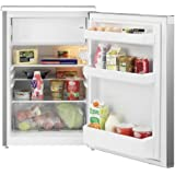 Beko UR584APS 4.5 cu ft Silver Under Counter Refrigerator