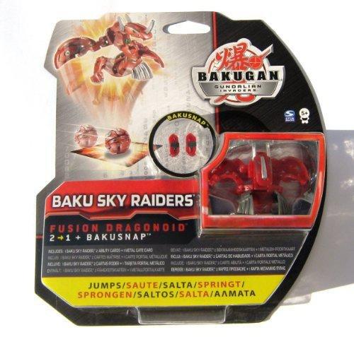 Bakugan-spin Master (Spin Master Bakugan Sky Raiders (Jumpers) sortiert (6017291))