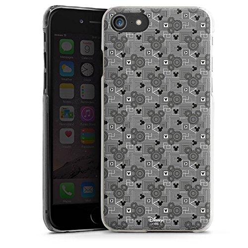 Apple iPhone X Silikon Hülle Case Schutzhülle Disney Mickey Mouse Geschenke Fanartikel Hard Case transparent