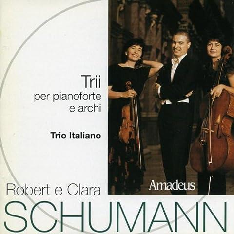 Trio in sol min. per pianoforte, violino e violoncello op. 17 - Scherzo. Tempo di Menuetto - Trio