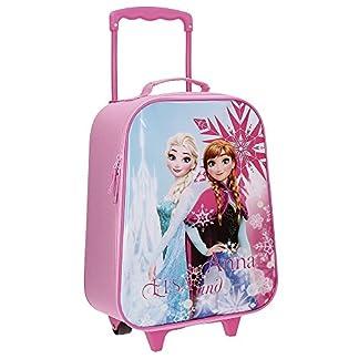 Trolley maleta de viaje infantil Disney Frozen