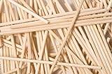 x10,000 (114mm x 4mm) Rund Holz Lutscherstäbe Cake Pop Stöcke Großmenge Großhandel by Loypack