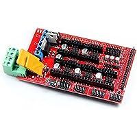 SODIAL(R) Controlador impresora 3D para RAMPS 1.4 Reprap Mendel Prusa Arduino Tableros