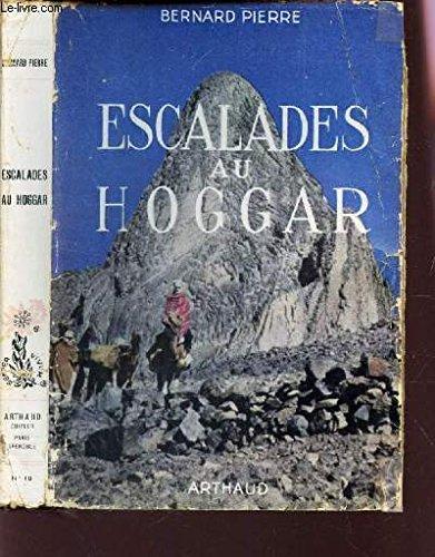 ESCALADES AU HOGGAR / N°18 DE LA COLLECTION SEMPERVIVUM