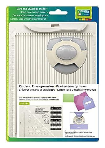 Loisirs Creatifs Scrapbooking - Vaessen Creative 2137-031 Kit de Création de