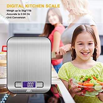 Küchenwaage Bild