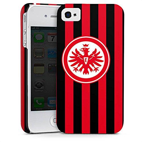 Apple iPhone 6 Hülle Case Handyhülle Eintracht Frankfurt Fanartikel SGE Premium Case glänzend