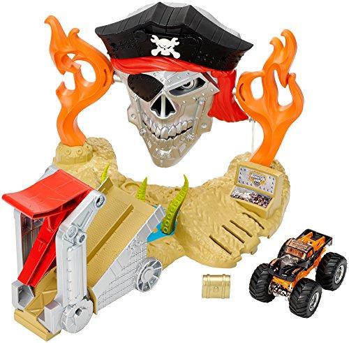 Hot Wheels Monster Jam Pirate Takedown Play Set by Hot Wheels Monster Jam-trucks Spielzeug