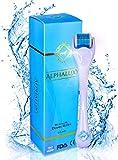 ALPHALUXY Best Microneedle Derma Roller for Hair & Beard Growth and Acne Scar