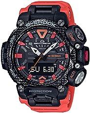 Casio GR B200 1A9 G Shock Analog Digital Watch, Orange