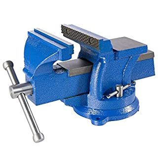Vise Bench Vice 5,9'' 150mm Work Bench Vise Rotating With Ambos